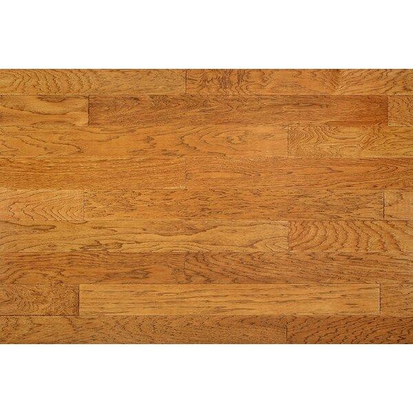 5 Myra Engineered Hickory Hardwood Flooring in Brown by Welles Hardwood