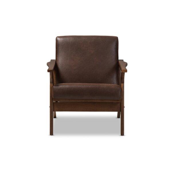 Wojtala Lounge Chair by Union Rustic