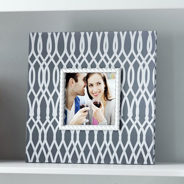 Carrillo Wooden Picture Frame by Ebern Designs
