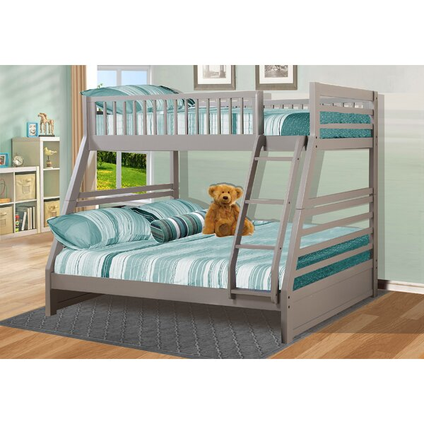Twin over Full Bed by Wildon Home®