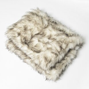 Edinburg Bleached Finn Throw Blanket