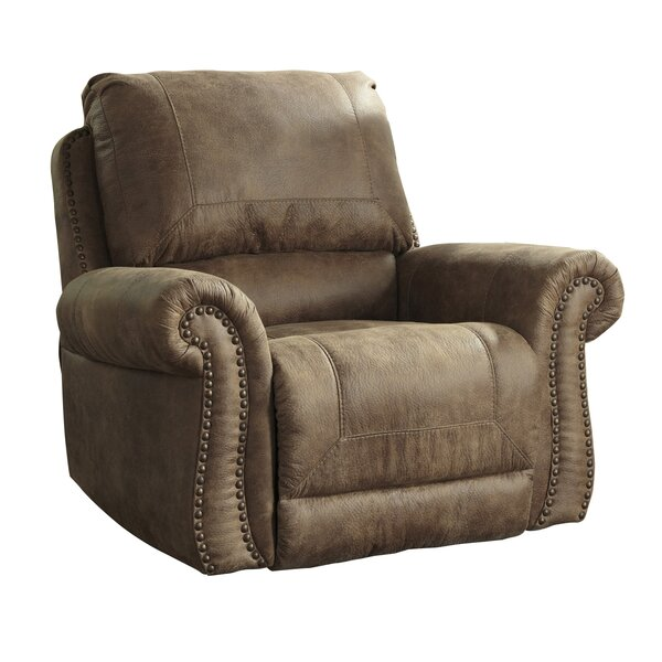 Neston Manual Rocker Recliner by Fleur De Lis Living