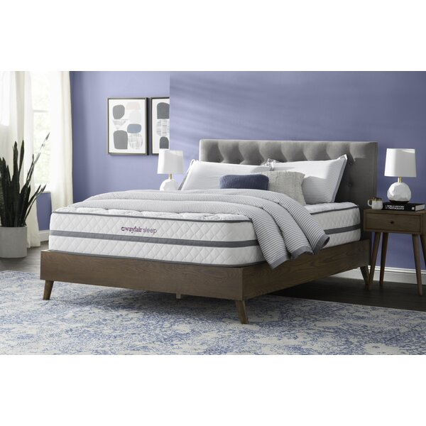 Wayfair Sleep 12 inch Plush Innerspring Mattress by Wayfair Sleep™