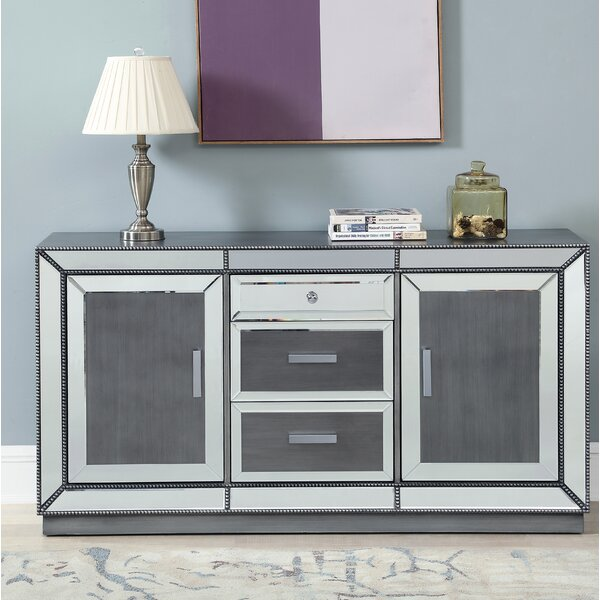 Castellon 2 Door 3 Drawer Media Sideboard by House of Hampton