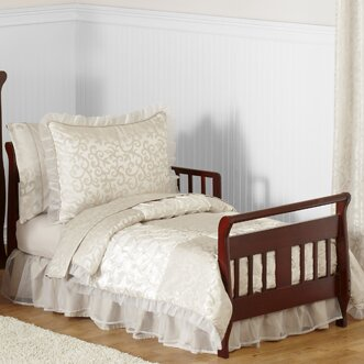 Victoria 5 Piece Toddler Bedding Set by Sweet Jojo Designs