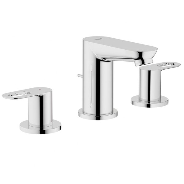 BauLoop Widespread Bathroom Faucet by Grohe