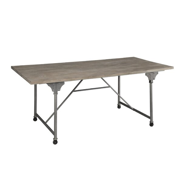 Glaser Dining Table by Williston Forge