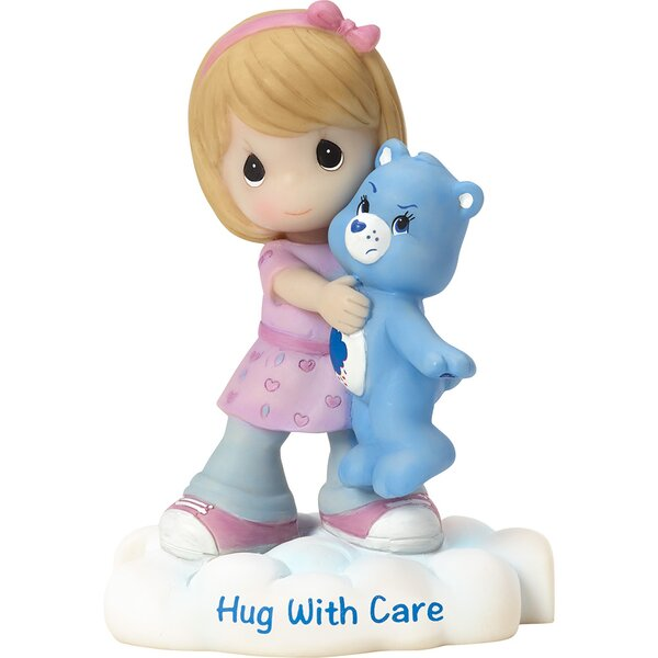"""""""Hug with Care"""" Figurine by Precious Moments"""