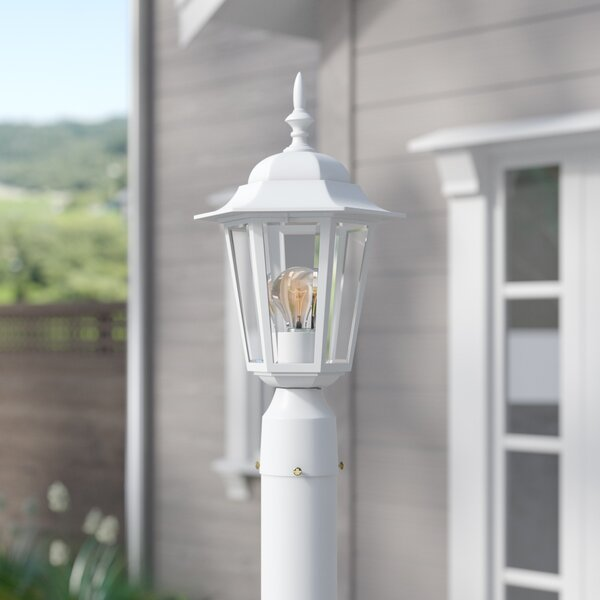 Stovall Outdoor 1-Light Lantern Head by Charlton Home
