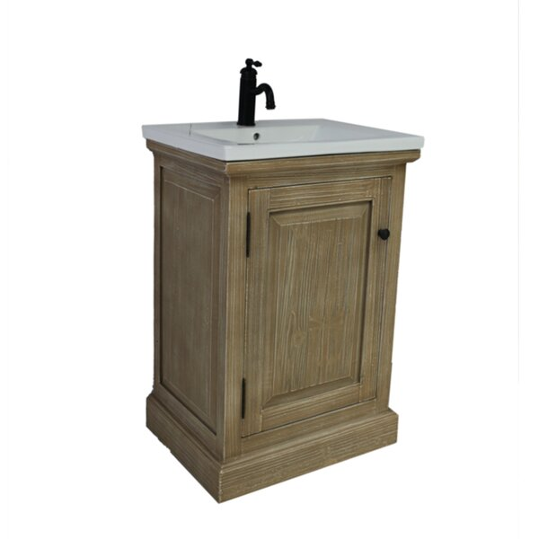Barnaby 24 Single Bathroom Vanity Set by Highland Dunes