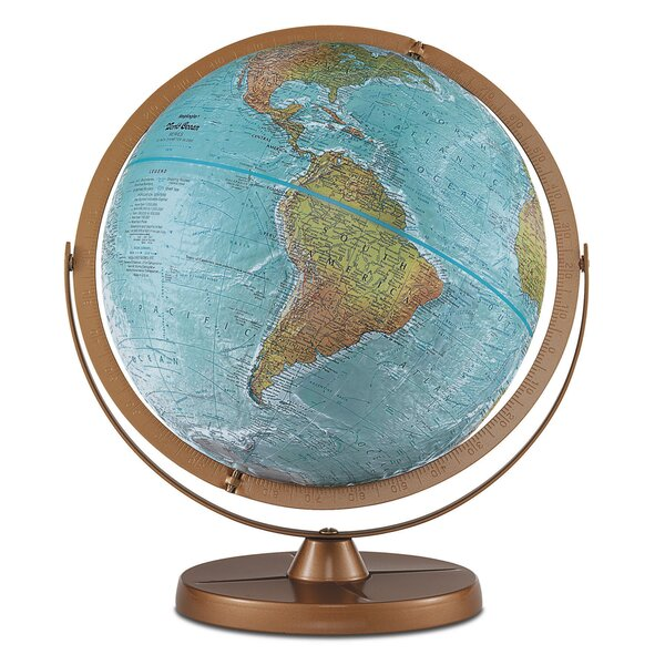 Atlantis Educational Globe by Replogle Globes