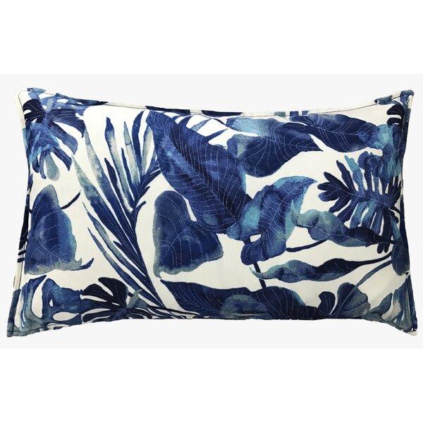 Fidelia Outdoor Lumbar Pillow by Bayou Breeze