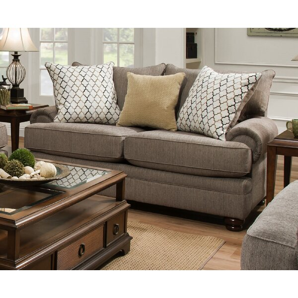 Langton Loveseat by Alcott Hill