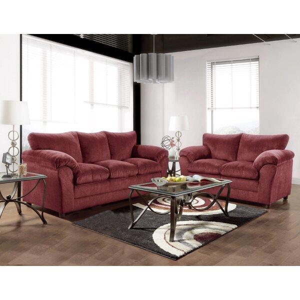 Engebretson 2 Piece Living Room Set by Red Barrel Studio