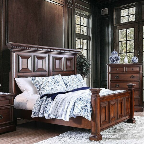 Benda Four Poster Bed by Darby Home Co