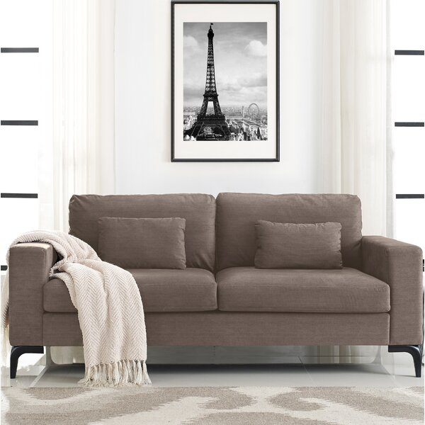 Luxury Brands Austin Standard Sofa by Tommy Hilfiger by Tommy Hilfiger