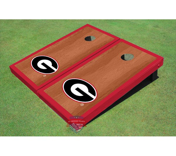 NCAA G Cornhole Board (Set of 2) by All American Tailgate