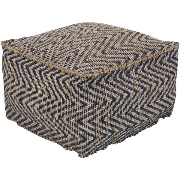 Levitt Pouf by Laurel Foundry Modern Farmhouse