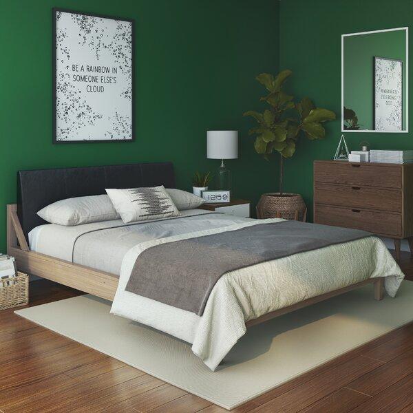 Dilly Upholstered Platform Bed by Red Barrel Studio Red Barrel Studio