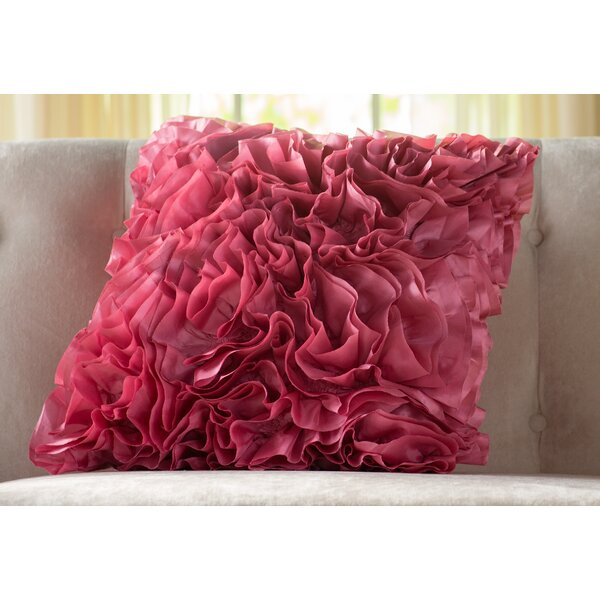 Malik Throw Pillow by House of Hampton