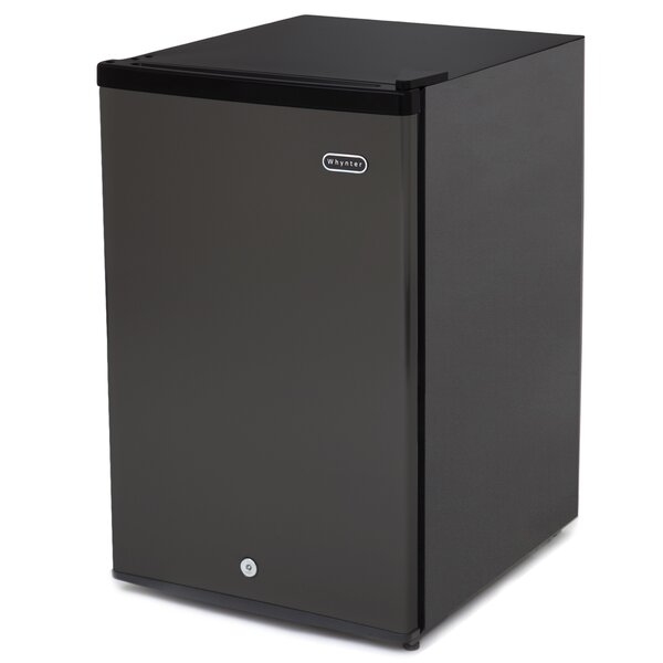 Energy Star 3 cu. ft. Upright Freezer by Whynter