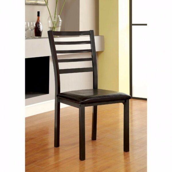 Conatser Upholstered Dining Chair (Set of 2) by Winston Porter