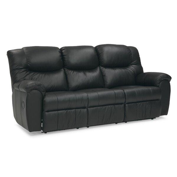 Price Decrease Keats Reclining Sofa by Palliser Furniture by Palliser Furniture