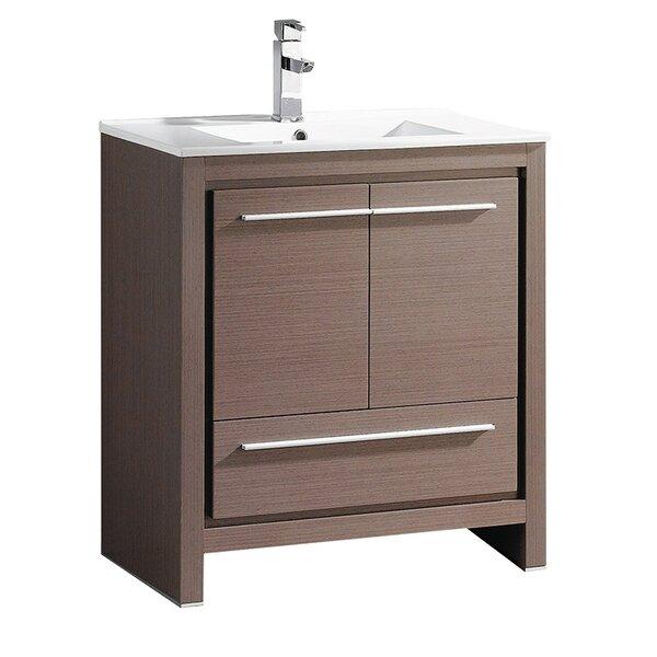 Allier 30 Single Bathroom Vanity Set by Fresca