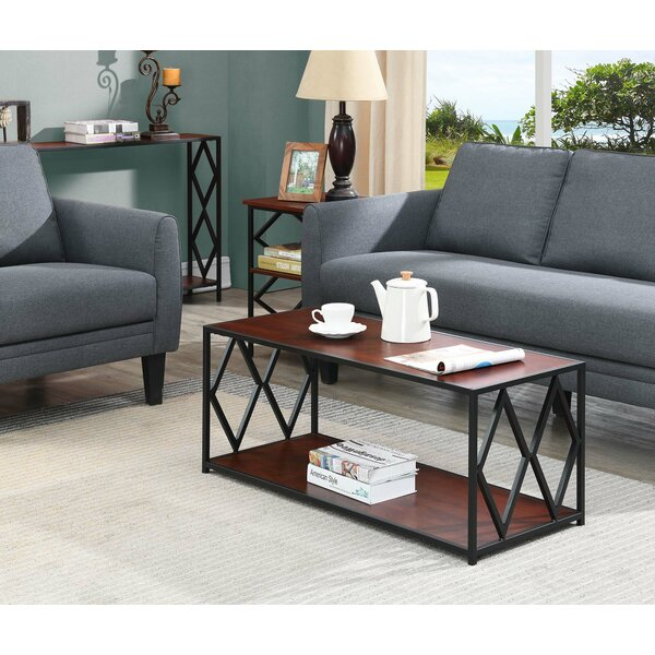 Coolkeeran 3 Piece Coffee Table Set