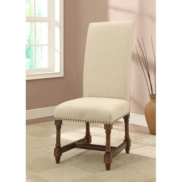 Jane Street Upholstered Dining Chair (Set of 2) by Alcott Hill