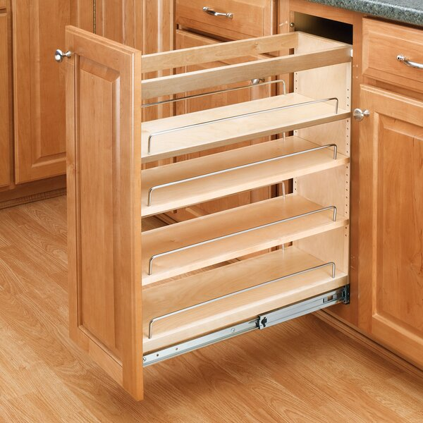 8 Base Cabinet Organizer by Rev-A-Shelf