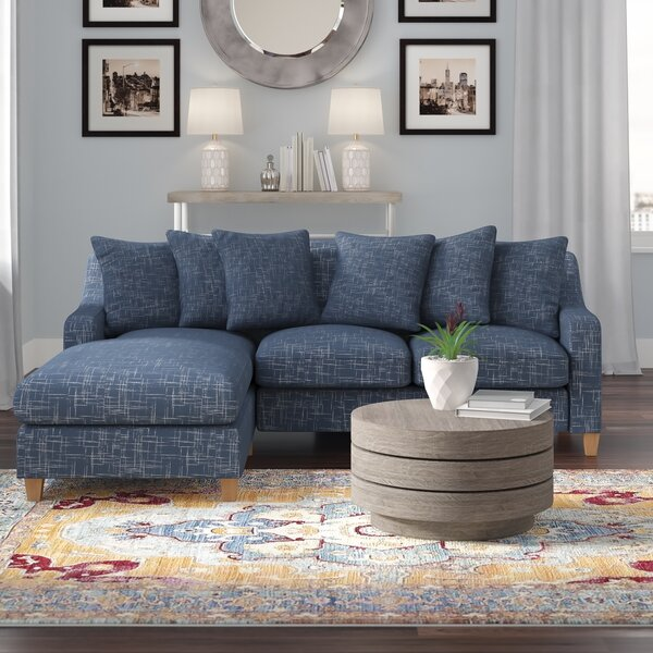 Alessandra Sectional by Modern Rustic Interiors