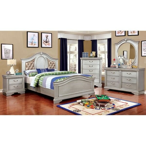 Lorain Full/Double Platform Bed by Harriet Bee
