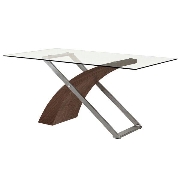 Monett Dining Table by Orren Ellis