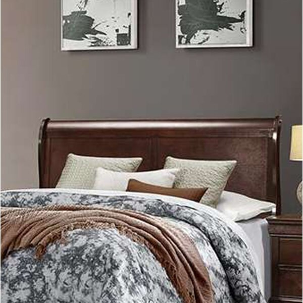 Kasper Sleigh Headboard by Charlton Home