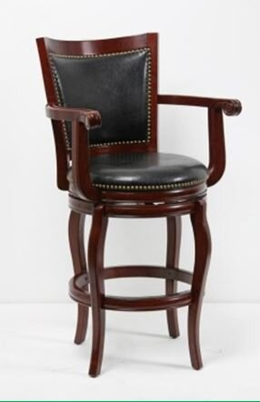 Classic 26 Swivel Bar Stool Cushion by Mintra