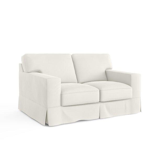 Landon Loveseat by Wayfair Custom Upholstery™