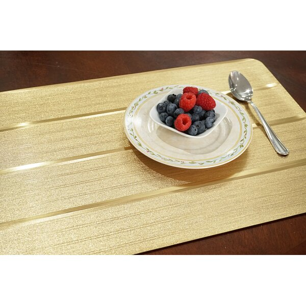 Park Avenue 18 Placemat (Set of 8) by Dainty Home