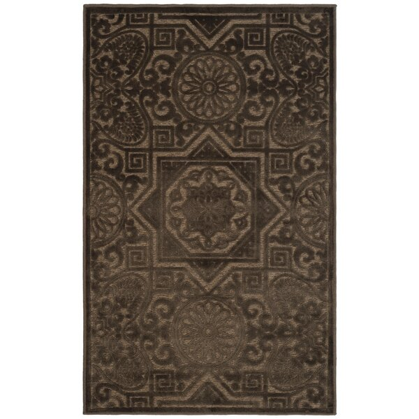 Wayfarer Hand-Loomed Light Brown Area Rug by Martha Stewart Rugs