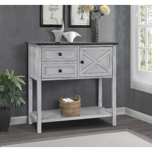 Lamb Farmhouse Console Table