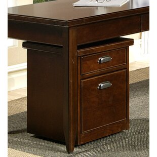 Tribeca Loft 2 Drawer Mobile File Cabinet