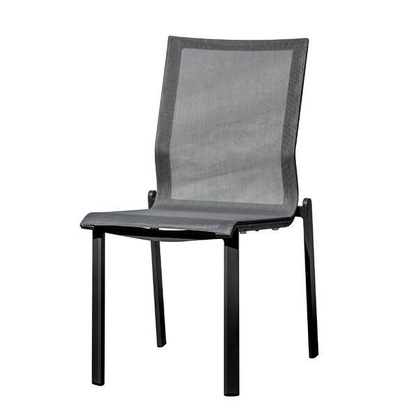 Raffertie Patio Dining Chair (Set of 2) by Latitude Run Latitude Run