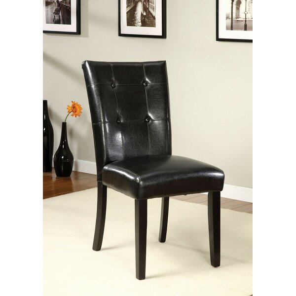 Votaw Upholstered Dining Chair (Set of 2) by Red Barrel Studio