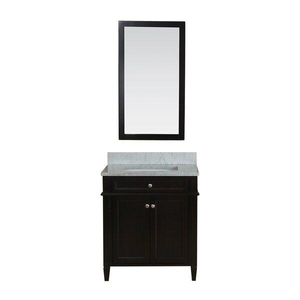 Costillo 30 Single Bathroom Vanity Set with Mirror by Red Barrel Studio