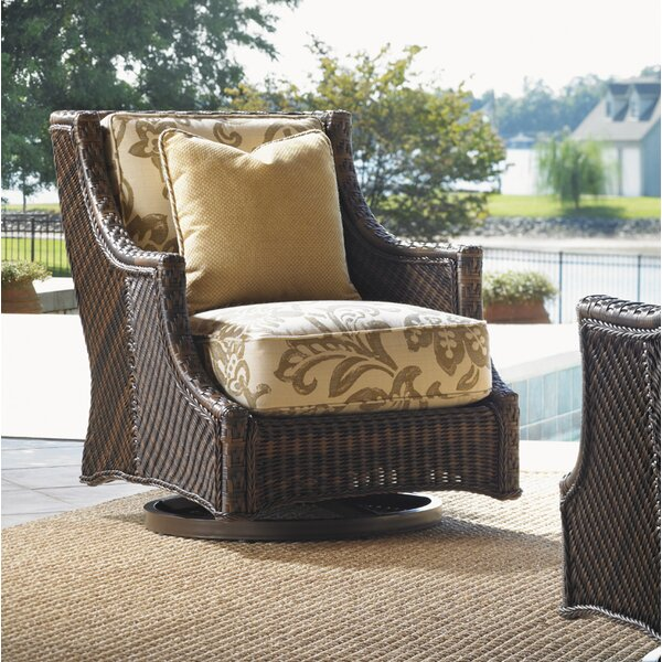 Island Estate Lanai Patio Chair with Cushion by Tommy Bahama Outdoor Tommy Bahama Outdoor