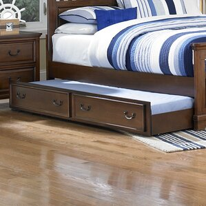 Kingsford Trundle by Darby Home Co