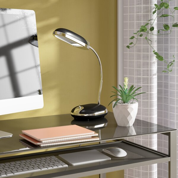 Bergin 15 Desk Lamp by Ebern Designs