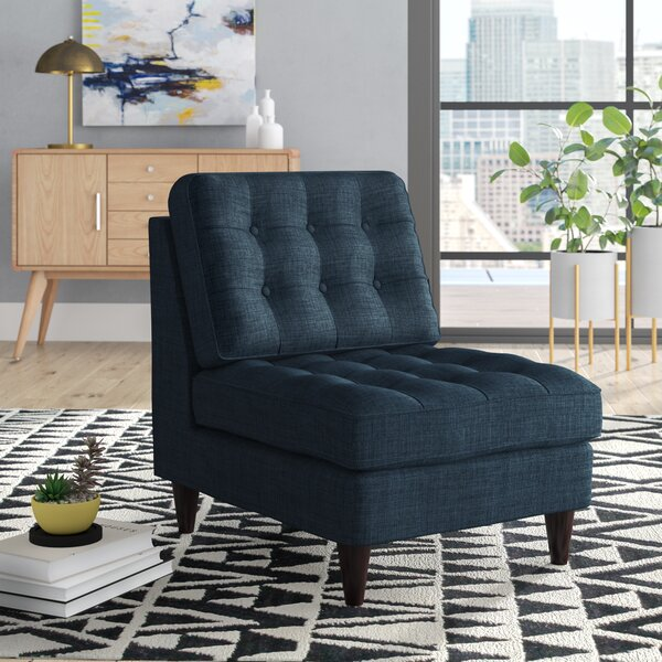 Warren Slipper Chair by Langley Street
