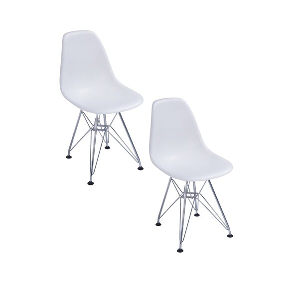 Boer Side Chair (Set of 2) by Mercury Row