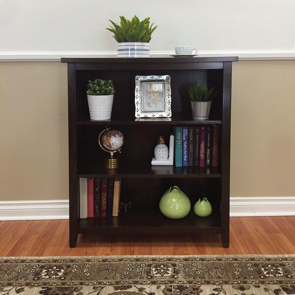 Fella 3-Shelf Standard Bookcase by Red Barrel Studio
